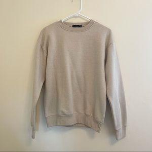 Boohoo Oversized Sweatshirt